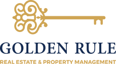 Golden Rule Real Estate and Property Management Logo